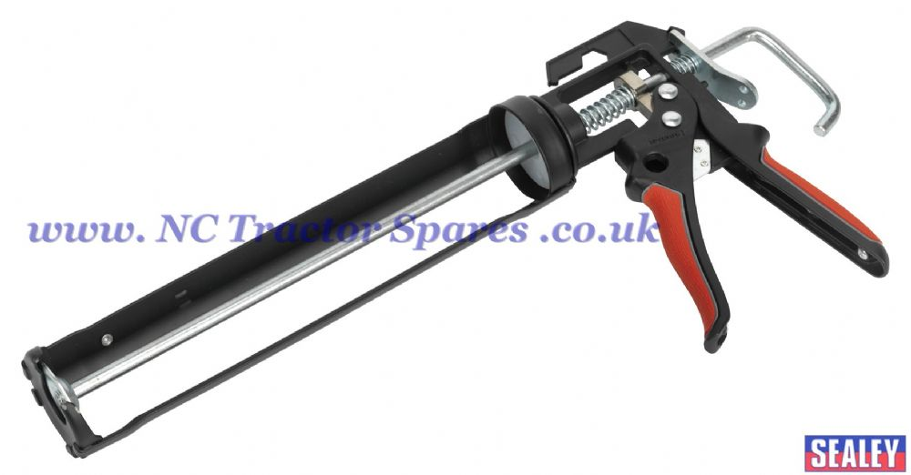 Heavy-Duty Caulking Gun 280mm
